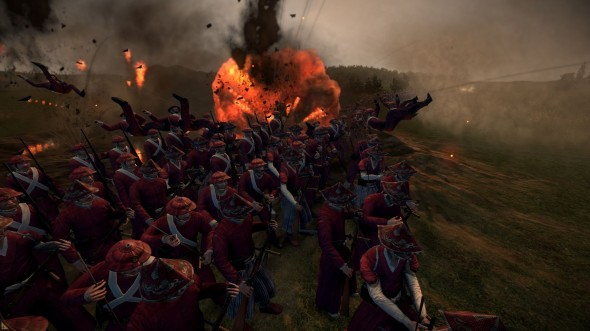 История The Creative Assembly. Часть 7. Создание Total War: Shogun 2. Глава 2. Total War: Shogun 2. Падение Самураев