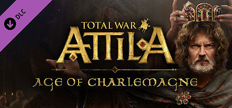 Анонс DLC к TOTAL WAR: ATTILA - Age of Charlemagne Campaign Pack