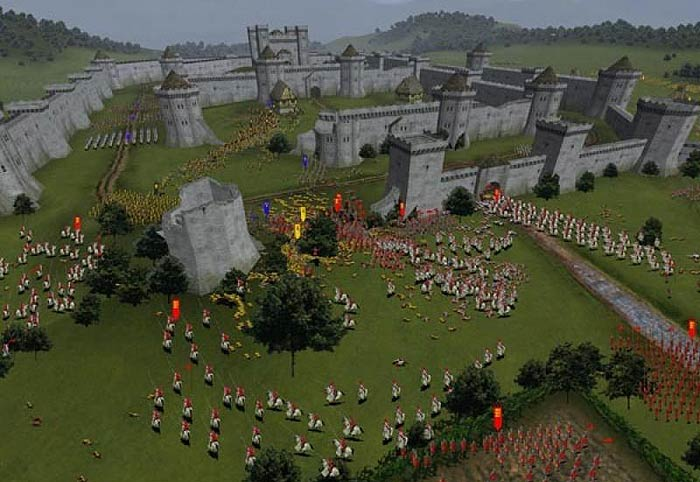 История The Creative Assembly. Часть 2. Создание Medieval: Total War