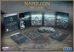 napoleon total war dvd